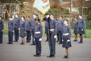 An inspection has named 111 (Sunderland) Squadron best in the North.