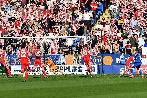 Matt Godden's late goal was a major blow to Sunderland's automatic promotion hopes