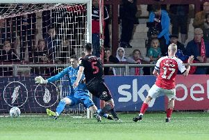 Sunderland were pegged back and forced to settle for another 1-1 draw at Fleetwood Town