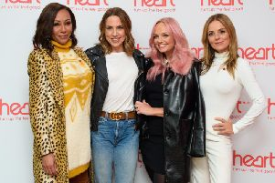 Spice Girls to play Stadium of Light on June 6.