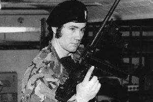 Captain Robert Nairac was murdered by the IRA in 1977.