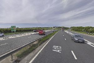 The A19. Picture by Google