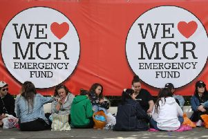 The Manchester Arena attack took place on May 22, 2017. Picture: PA.