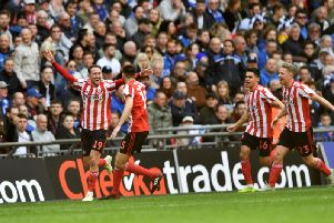 Sunderland are returning to Wembley for the League One play-off final
