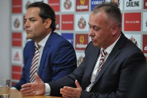 Charlie Methven and Stewart Donald are in talks to bring fresh investment into the club