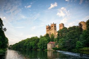 The River Wear at Durham