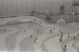 Was there ever anything better than a cooling dip in the pool? These visitors to the swimming pool at the new leisure centre didn't think there was? Did you love the pool and what are your Crowtree memories. Share your reflections by emailing chris.cordner@jpimedia.co.uk.