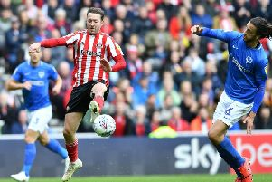 Aiden McGeady has missed Sunderland's last four games with a foot injury.