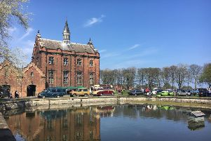 Ryhope Engines Museum, pictured last month.