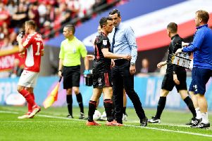 Sunderland captain George Honeyman felt embarrassed watching the Charlton players celebrate at the full-time whistle.