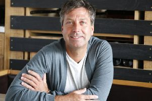 Masterchef judge John Torode will be at the Seaham Food Festival next weekend Picture: Jane Sebire