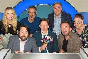 Would I Lie To You? is making its return to TV screens tonight (Photo: BBC)