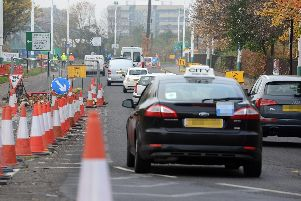 Work which started to reconfigure the road network around Dame Dorothy Street in Sunderland, which started last year, will see a series of closures take place in coming weeks.