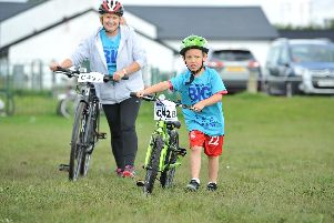 Did you take part in the weekend of cycling fun?