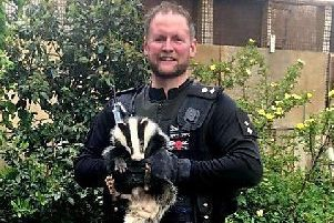 Inspector Kevin Kelly will run the 2020 London Marathon to support the RSPCA.