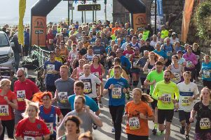 Some 2,776 runners will be heading to Scarborough for the McCain Yorkshire Coast 10k.