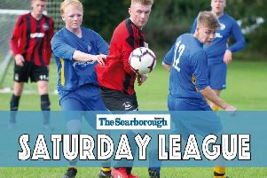 Saturday League Division Two round-up