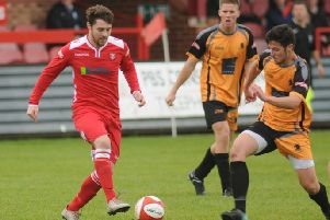 Scarborough Athletic hosted Ossett Albion last weekend, and will now play Ossett Town this Saturday.