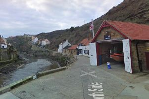 Staithes. Picture: Google.