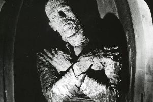 Hollywood's iconic image of The Mummy played by Boris Karloff. Photo: Universal Pictures.