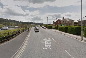 The crash happened at about 4.50pm on Wednesday, in Seamer Road, Scarborough. Picture: Google.