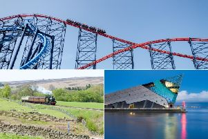The North of England has a multitude fun attractions which are perfect for a day out with the family, or even a weekend away