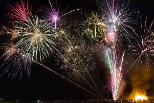 A wide array of Bonfire Night events will light up the sky in Yorkshire