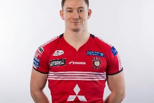 Kriss Brining has left the Salford Red Devils