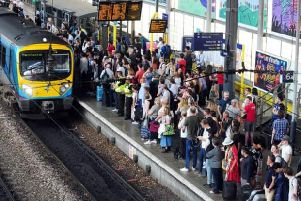 Delays and disruption were common during the summer on Northern services