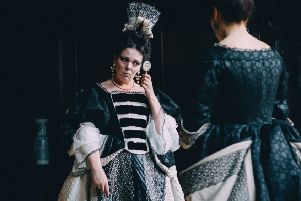 Olivia Coleman stars in The Favourite