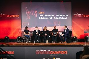 The EA Sporting Champions 2018 judges