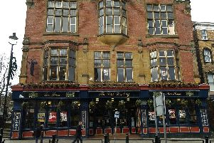 The Lord Rosebery pub in Scarborough