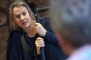 Niamh Cusack stars in a stage version of Kazuo Ishiguro's novel Remains of the Day