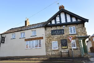 The former Blacksmiths Arms has been given a 2 million makeover and is now called The Farrier