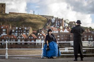 The Whitby Goth Weekend has been running since 1994