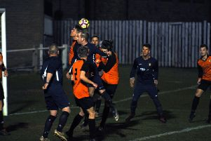 Edgehill Reserves and Lealholm battle it out