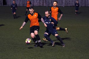 Carl Hepples in action for Edgehill Reserves