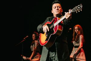 Clive John celebrates the music of Johnny Cash
