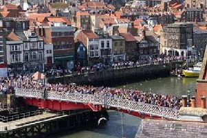 Is this the busiest Whitby has ever been?