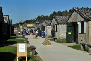 The Royal Signals Association will be at Eden Camp Museum this Sunday.