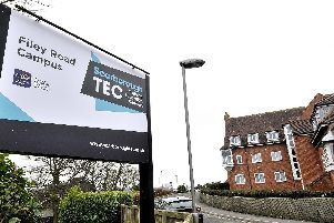 Scarborough TEC will be celebrating Colleges Week.