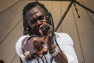 Levi Roots and his Reggae Band will headline the event.