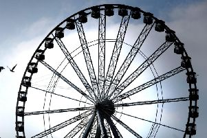 An observation wheel could be on the way to Scarborough seafront.