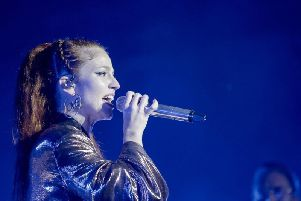 Jess Glynne at Scarborough