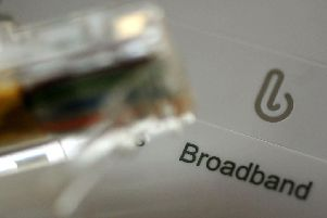 The Government has promised to introduce full fibre broadband by 2033.