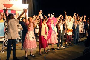 The Porridge production was performed by Scarborough College Prep School children.