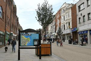 Scarborough has missed out on government funding to regenerate the high street.