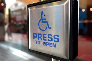 North Yorkshire residents with disabilities have better access to fully-accessible toilets than most in the country, new figures reveal.