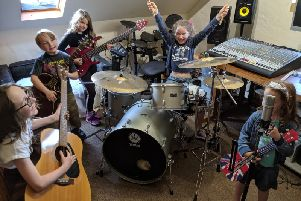 Scarborough School of Rock runs from Monday, August 19.