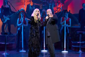 Lorraine Crosby is the guest vocalist